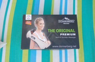 Donnerberg Das Original, appareil de massage shiatsu avis et test !