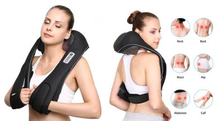 Naipo Masseur : Mon avis sur cette ceinture de massage
